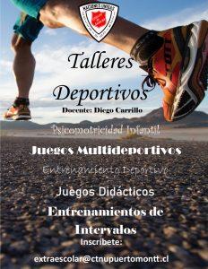Afice Talleres Deportivos