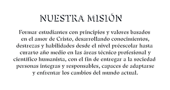 MISION-W